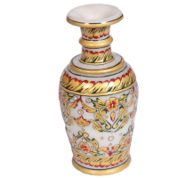 Golden Flower vase