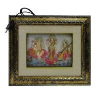 Exclusive photo frame with led lights for diwali