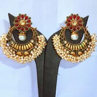 Exquisite ram leela earrings