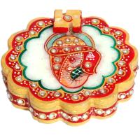 Flower Based Ganesh Chopra