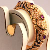 Minakari crafted bangles