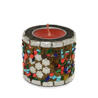 Short Cylindrical Candle Stand