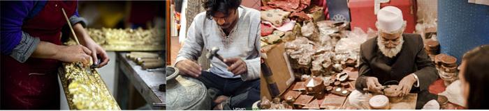 Indian Handicraft Artisans