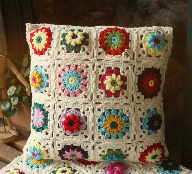 Create handcrafted items for home decoration - Crochet ideas originales ...