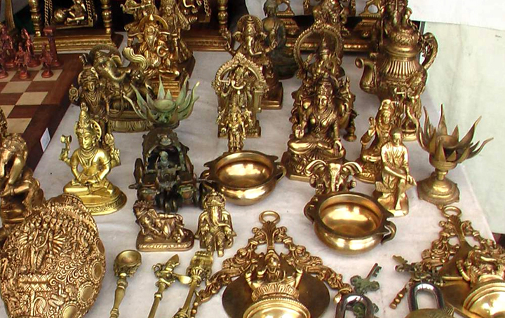 Handicrafts Of Goa Capturing The Fancies Of Tourists