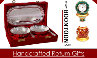 handicraft wedding return gifts