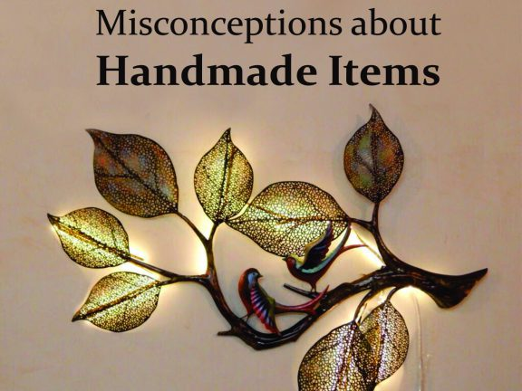 5 Common Misconceptions about Handmade Items