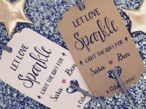 Sparklers- Return Gift