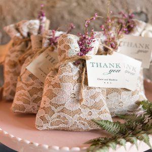 Practical wedding favors- Return Gift