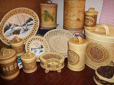 Handicraft items are usually high-quality nature