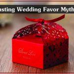 Busting Wedding Favor Myths