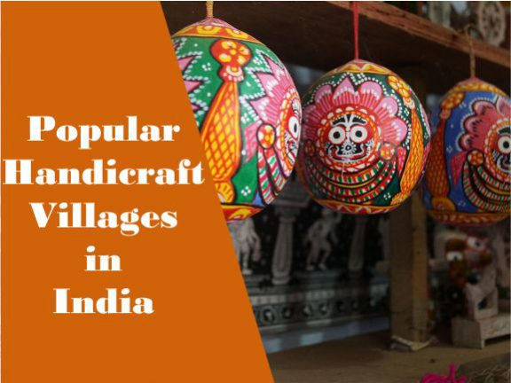 Handicraft Villages In India