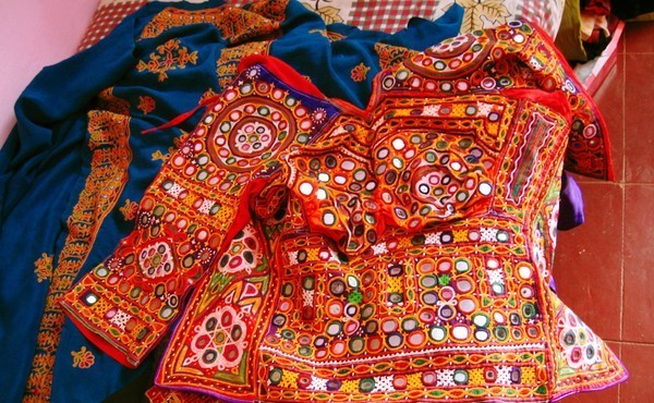 Textile of Bhuj