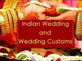 Indian wedding and wedding customs