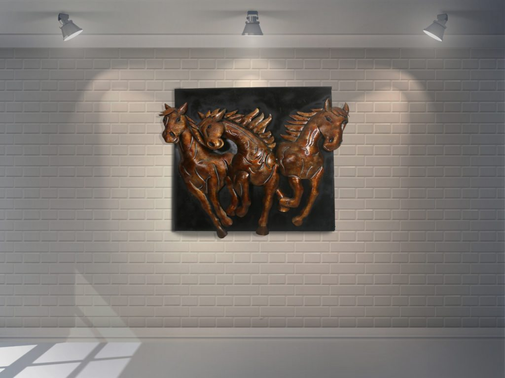 Handcrafted wall decor