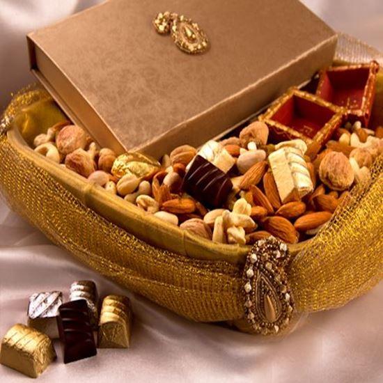 edible diwali gifts