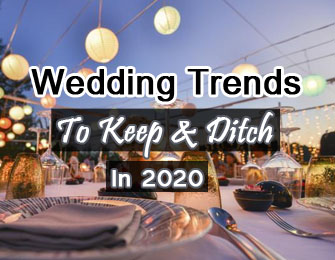 Wedding Trends in 2020
