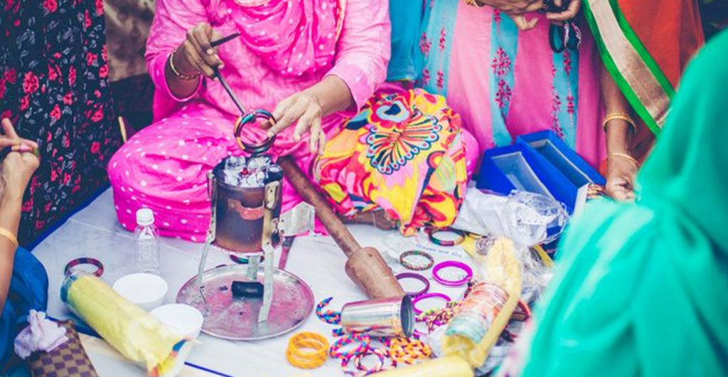 Bangle making function