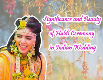 Beauty of haldi