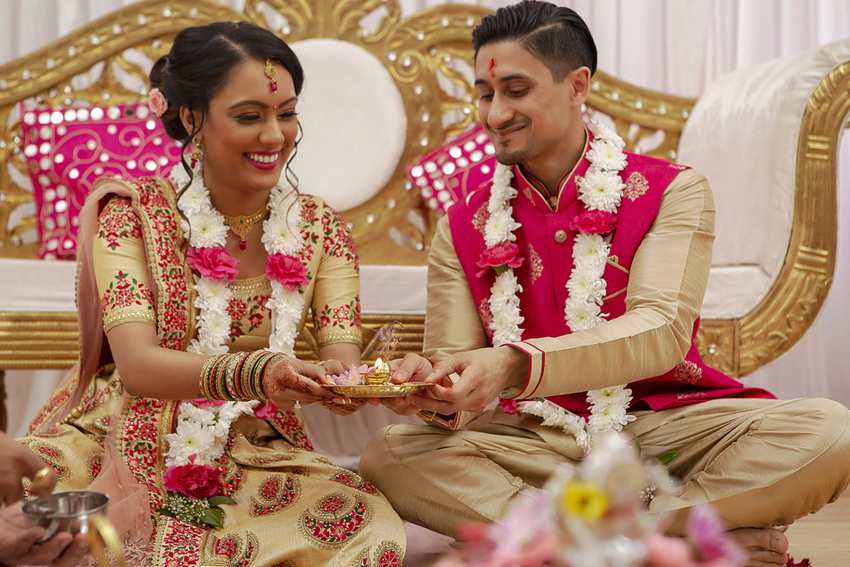 Engagement Tradition Gujarati
