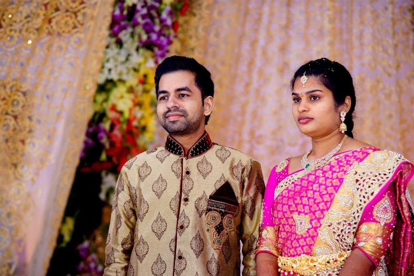 Engagement Tradition Telugu